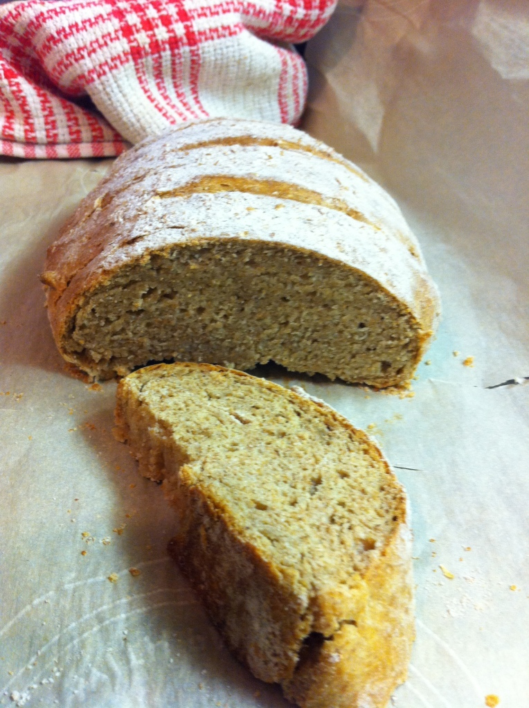 Easy Home-Made Bread- Voila!