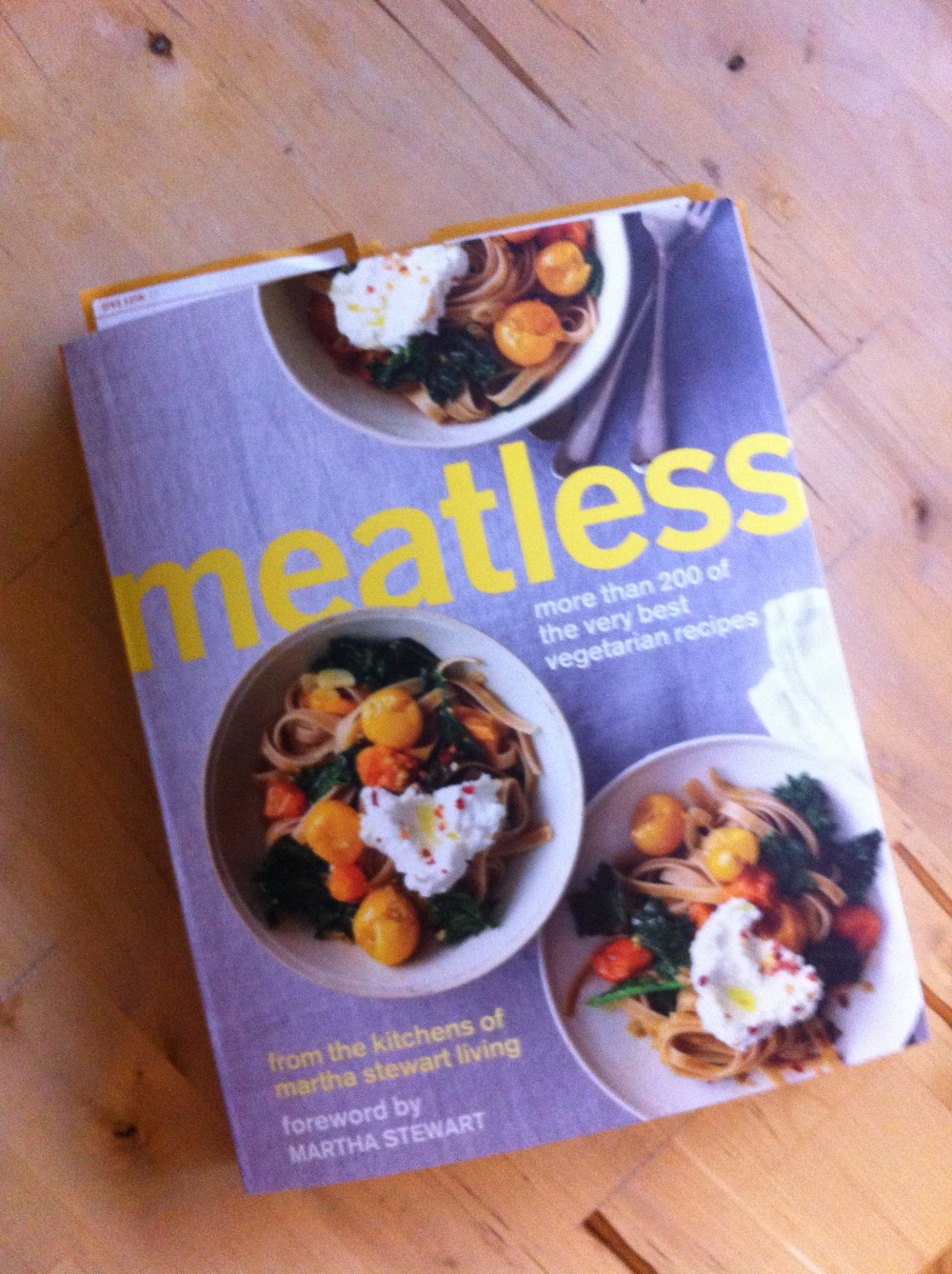 Meatless Cookbook
