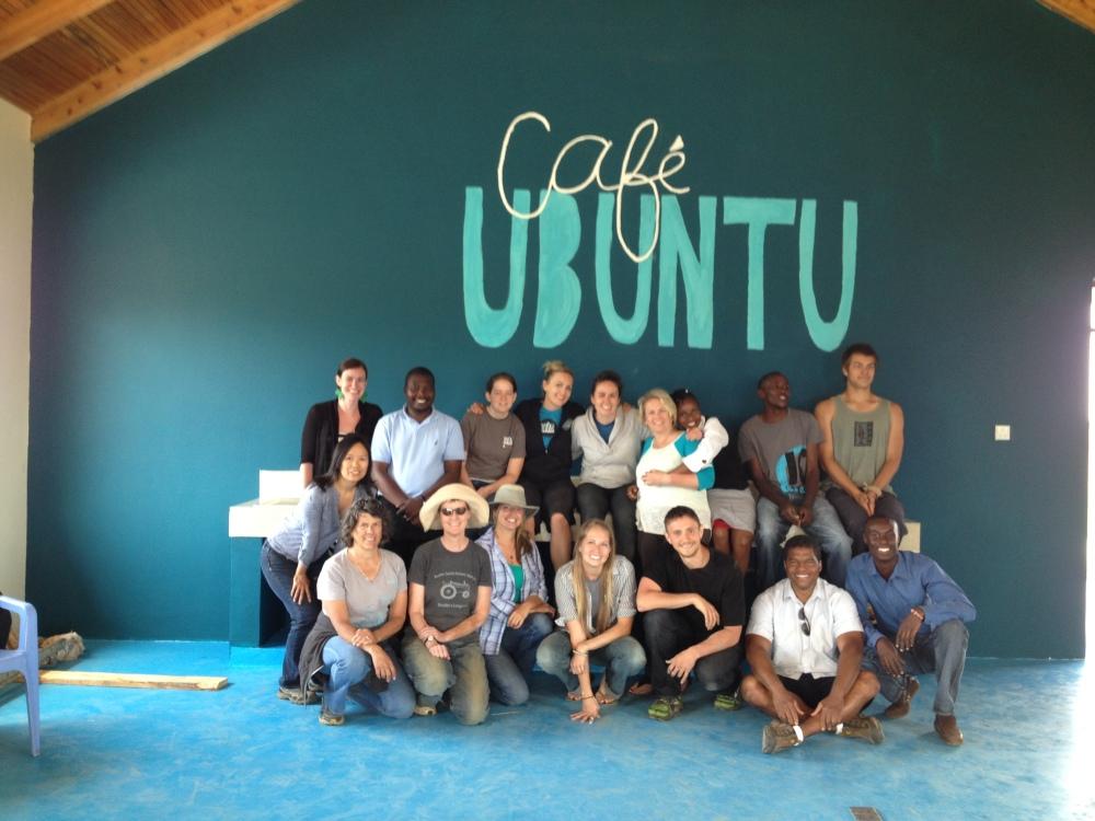 Cafe Ubuntu Kenya
