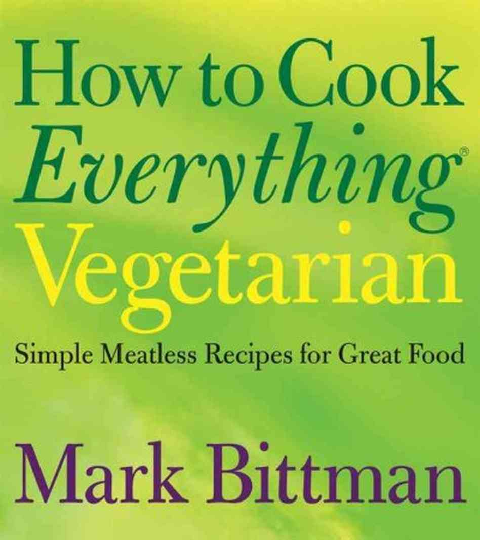 How to Cook Vegetarian