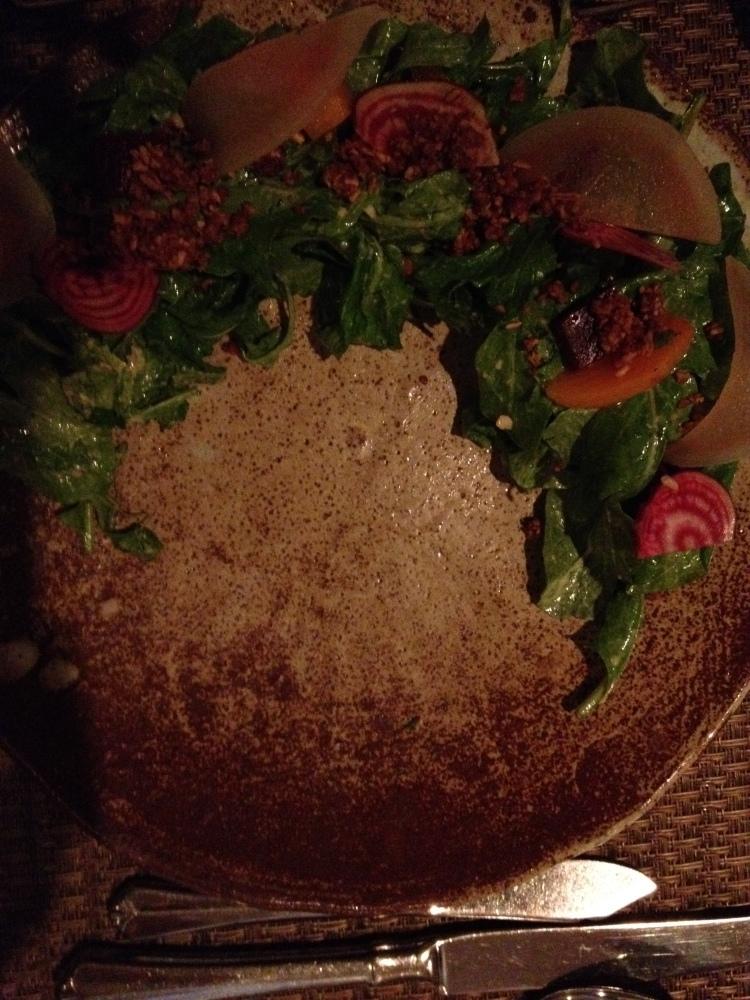 Husk Salad