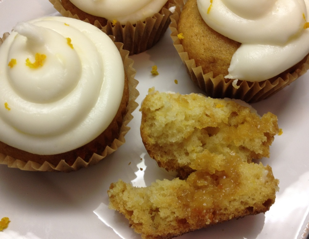 Sweet & Sour Vegan Cupcakes