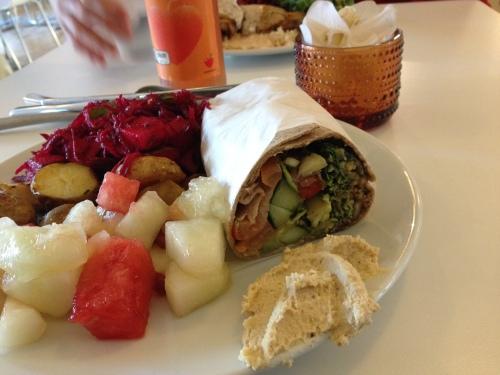 Glo Restaurant in Iceland